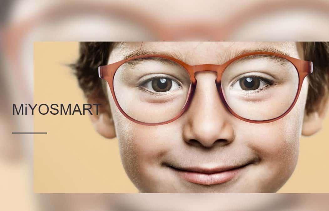 La tecnología de lentes MiYosmart llega a Ópticas Costasol.